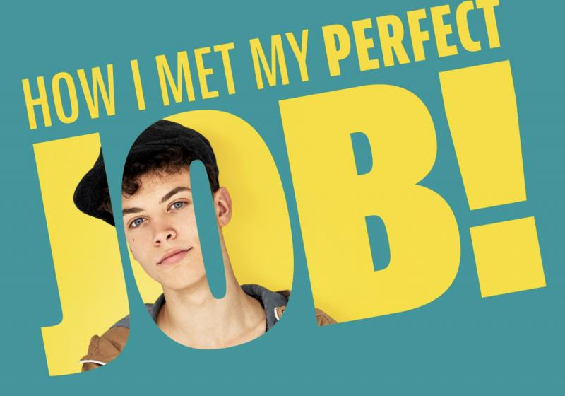 How I met my perfect job